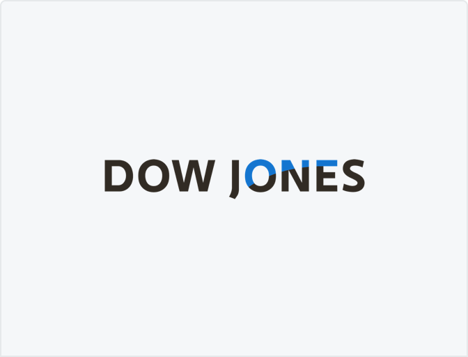 Analytics news DowJones logo